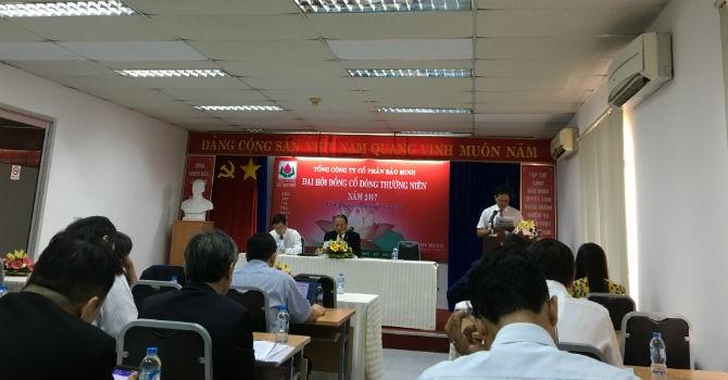ĐHĐCĐ BMI: Lỗ khi hoán đổi cổ phiếu Sông Đà sang MBB