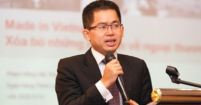 CEO HSBC Việt Nam: Xu thế lãi suất sẽ tăng, nhưng doanh nghiệp tốt vẫn vay được vốn rẻ