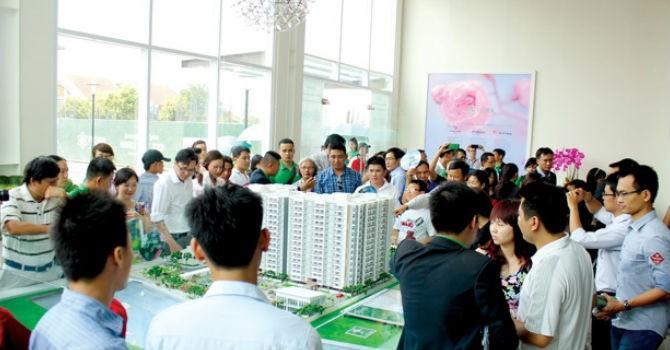 TP.HCM: 6.600 doanh nghiệp bất động sản được lập mới trong 5 tháng
