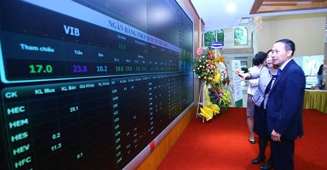 VIB: Cổ đông lớn giao dịch 28 triệu cổ phiếu