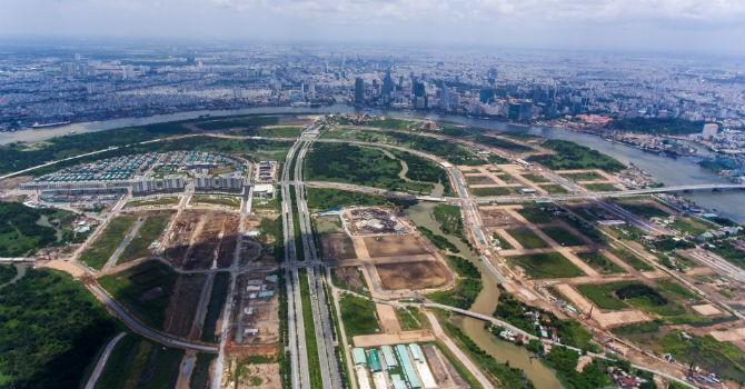 TP.HCM kêu gọi đầu tư vào 6 dự án tại Khu đô thị Thủ Thiêm