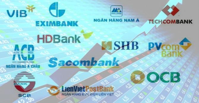 Thị trường thuận lợi, ngân hàng ồ ạt lên sàn
