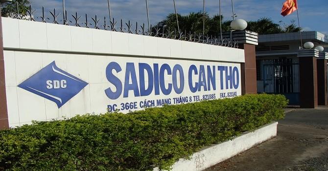 DATC đăng ký bán gần 1,7 triệu cổ phần Sadico Cần Thơ