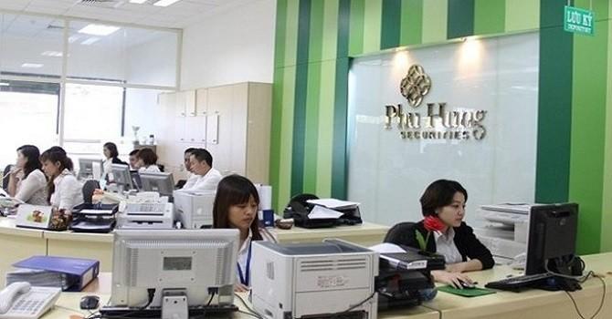Chứng khoán An Thành và Chứng khoán Phú Hưng chính thức hợp nhất