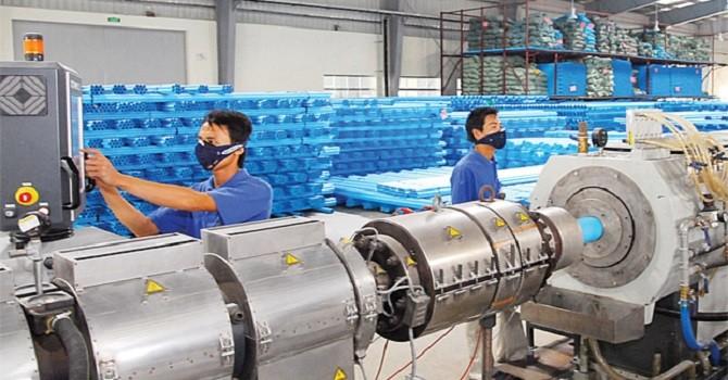 Nhựa Bình Minh: Năm 2015 lãi ròng 500 tỷ, vượt 38% kế hoạch