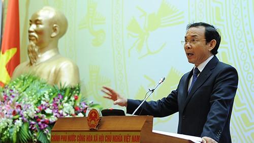 """Bộ trưởng Nguyễn Văn Nên: """"Tình hình Biển Đông phức tạp và nghiêm trọng"""""""