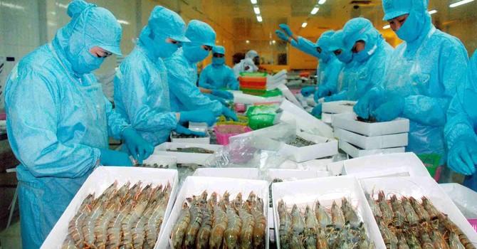 """Gạo bị Trung Quốc """"chèn ép"""", thủy sản xuất khẩu giảm mạnh"""