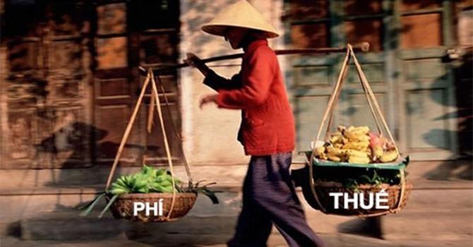 """Vì sao người Việt """"gánh"""" thuế phí cao nhất ASEAN?"""