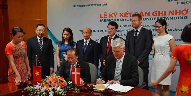 Đan Mạch giúp Việt Nam giảm tiêu thụ năng lượng