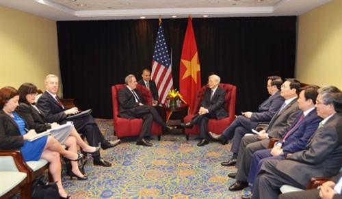 Tổng bí thư: Đề nghị Mỹ linh hoạt với Việt Nam trong đàm phán TPP