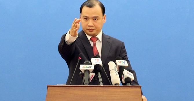 Phản ứng của Việt Nam trước thông tin phần tử quá khích Campuchia sắp biểu tình