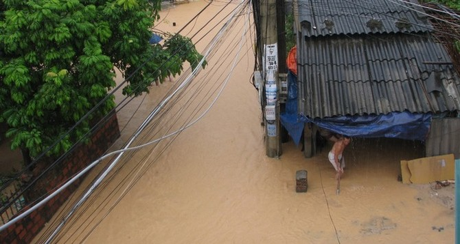 Mưa lớn ở Quảng Ninh: Thiệt hại lên tới gần 1.000 tỷ đồng