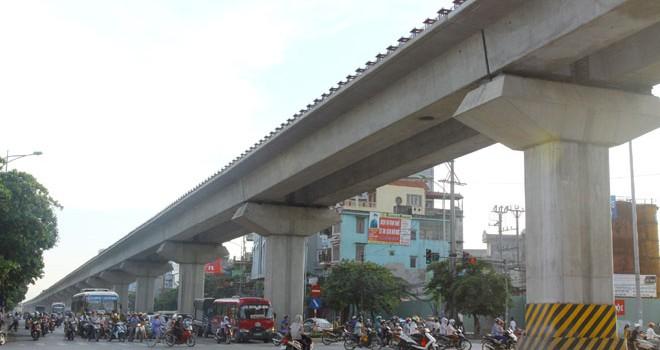 Giám sát đặc biệt dự án Đường sắt đô thị Cát Linh - Hà Đông
