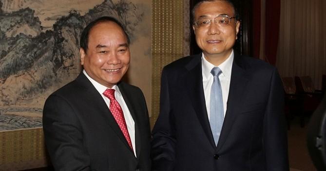 Phó thủ tướng đề nghị Trung Quốc mở rộng đầu tư vào Việt Nam