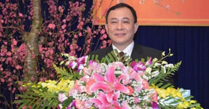 Ông Phạm Duy Cường tiếp tục giữ chức Bí thư Yên Bái