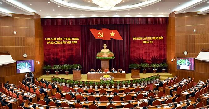 Công bố đề cử 4 chức danh lãnh đạo chủ chốt khóa XII