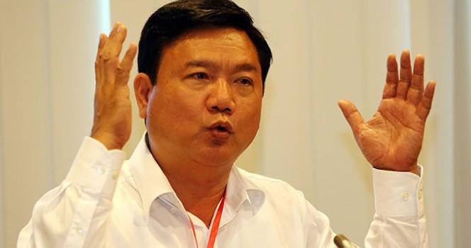 """Bộ trưởng Đinh La Thăng: """"Làm lãnh đạo phải thức khuya dậy sớm"""""""