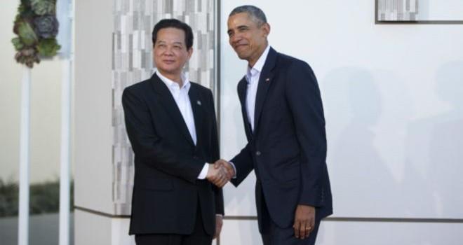 Tổng thổng Mỹ Obama sắp thăm chính thức Việt Nam