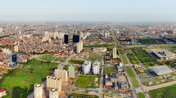 5 năm nữa, mỗi người dân Hà Nội, TP.HCM... sẽ có 50m2 đất ở