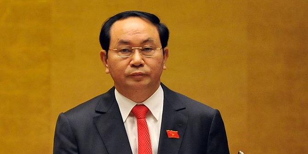 Ông Trần Đại Quang chính thức làm Chủ tịch nước