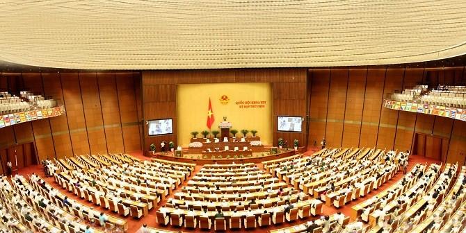 Quốc hội tiếp tục bầu thêm nhiều nhân sự mới