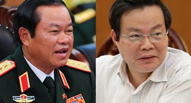 Đại tướng Đỗ Bá Tỵ chính thức làm Phó chủ tịch Quốc hội