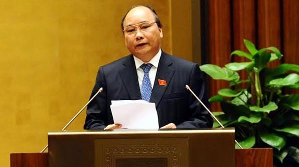 Trình Quốc hội nhân sự Thủ tướng mới