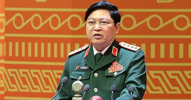 Đại tướng Ngô Xuân Lịch nhậm chức Bộ trưởng Bộ Quốc phòng