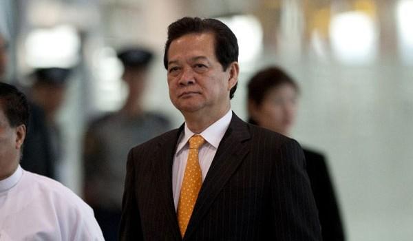 Miễn nhiệm chức Phó chủ tịch Hội đồng quốc phòng an ninh với ông Nguyễn Tấn Dũng