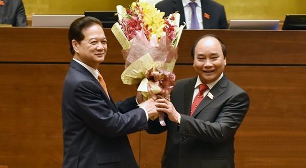 [Ảnh] Khoảnh khắc đáng nhớ tại kỳ họp cuối cùng Quốc hội khóa 13