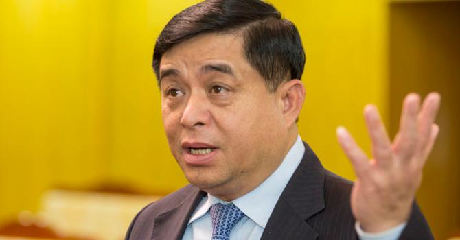 """Bộ trưởng Nguyễn Chí Dũng: """"Phát biểu chỉ để PR, lên hình lên báo, tôi không thích!"""""""