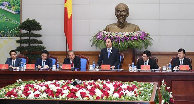 Chỉ đạo nổi bật: Phân công nhiệm vụ Thủ tướng và các Phó thủ tướng