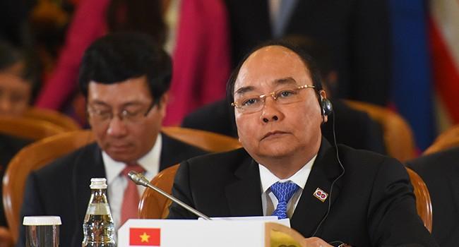 Thủ tướng Nguyễn Xuân Phúc nói về vấn đề Biển Đông tại hội nghị Cấp cao ASEAN-Nga