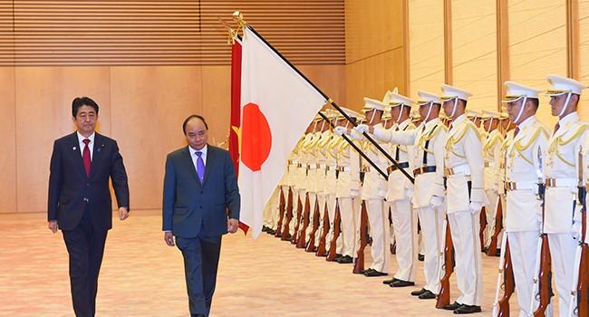 Việt - Nhật quan ngại sâu sắc về tình hình Biển Đông