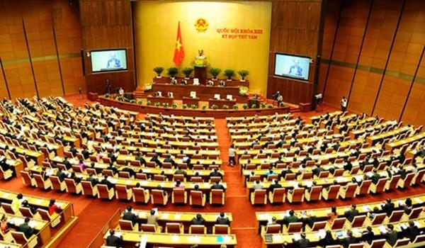 Danh sách 17 doanh nhân trúng cử đại biểu Quốc hội khóa 14