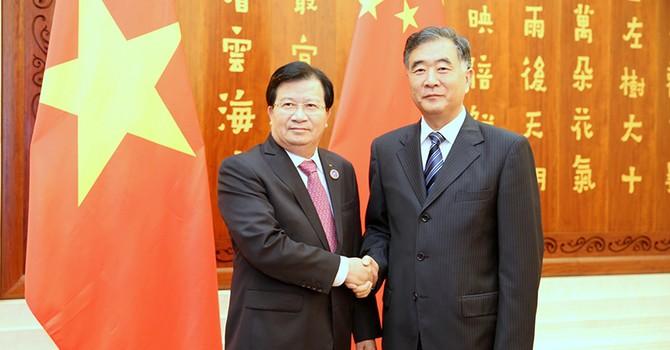 Đề nghị Trung Quốc tạo thuận lợi hơn cho việc nhập khẩu hàng hóa từ Việt Nam