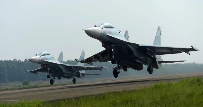 Bộ Quốc phòng chính thức thông tin vụ máy bay Su 30Mk2 mất liên lạc