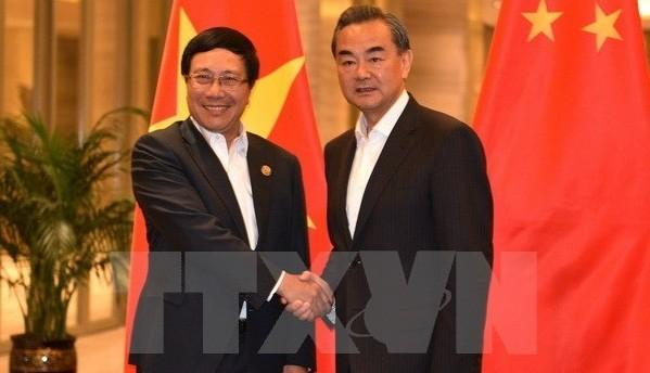 Việt Nam đề nghị Trung Quốc không làm phức tạp thêm tình hình Biển Đông