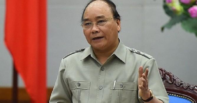 Thủ tướng: Tập trung mọi nguồn lực, tìm bằng được phi công Su30 gặp nạn