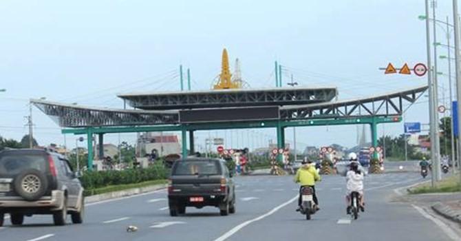 """""""Cố tình"""" tăng phí tại trạm Mỹ Lộc - Nam Định, Tasco phải trả lại số tiền thu được"""