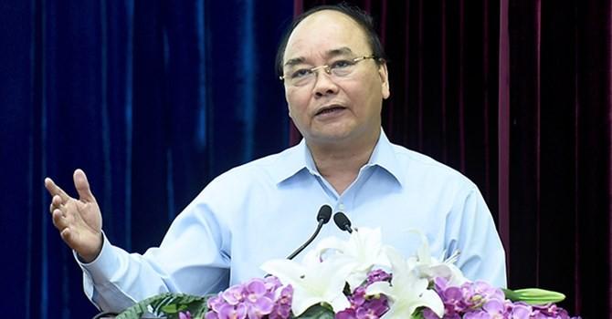 Thủ tướng: Kiên quyết xóa cho được lợi ích nhóm chi phối chính sách
