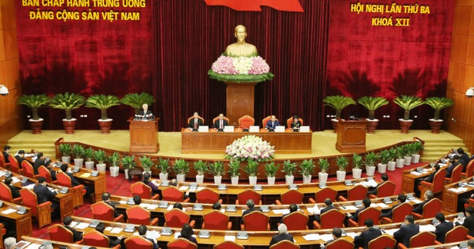 Giới thiệu nhân sự lãnh đạo nhà nước để Quốc hội bầu hoặc phê chuẩn