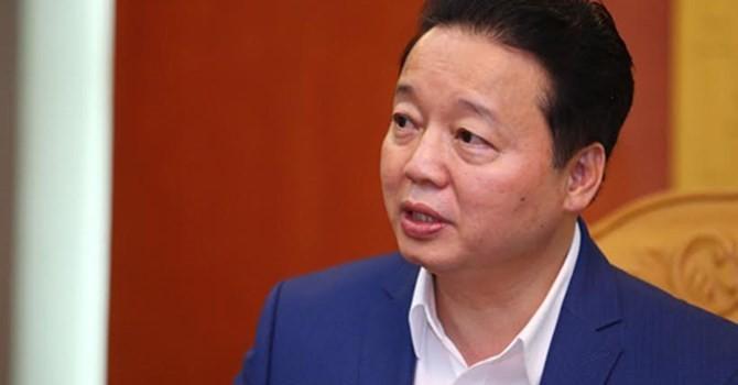 Bộ trưởng Trần Hồng Hà: Nếu Formosa chôn lấp chất thải nguy hại, sẽ xử lý hình sự