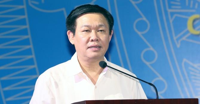 Phó thủ tướng Vương Đình Huệ: Vì sao nước ta có nguy cơ tụt hậu so khu vực?