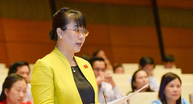 """""""Hồ sơ của bà Nguyệt Hường rất đẹp, cử tri lựa chọn là đương nhiên"""""""