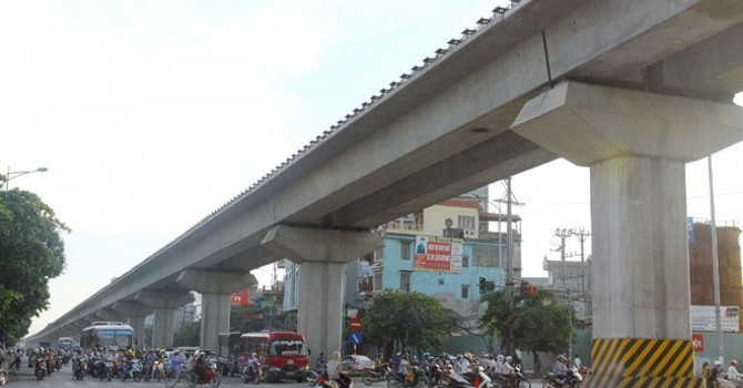 Thủ tướng chỉ đạo cơ chế đặc thù với đường sắt đô thị Cát Linh - Hà Đông