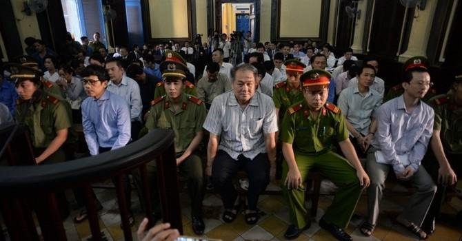 """""""Đại án"""" Phạm Công Danh: 2 năm, gây thiệt hại hơn 9.000 tỷ đồng"""