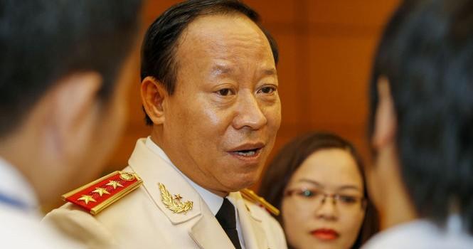Tổng cục An ninh, Tổng cục Cảnh sát cùng vào cuộc vụ ông Trịnh Xuân Thanh
