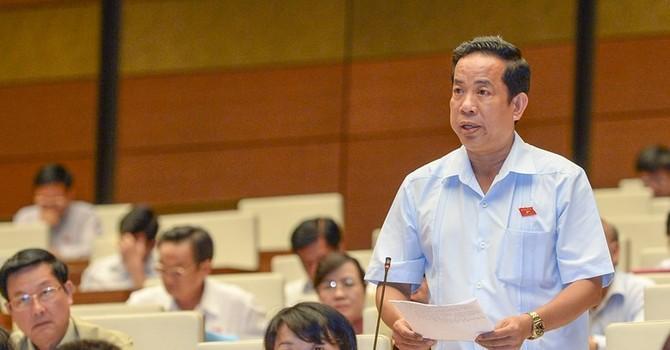 """Đại biểu Quốc hội nói gì vụ """"bố bổ nhiệm con"""" của cựu bộ trưởng?"""