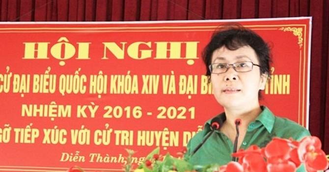 Phu nhân Phó thủ tướng Vương Đình Huệ làm Ủy viên thường trực Ủy ban Tài chính, ngân sách